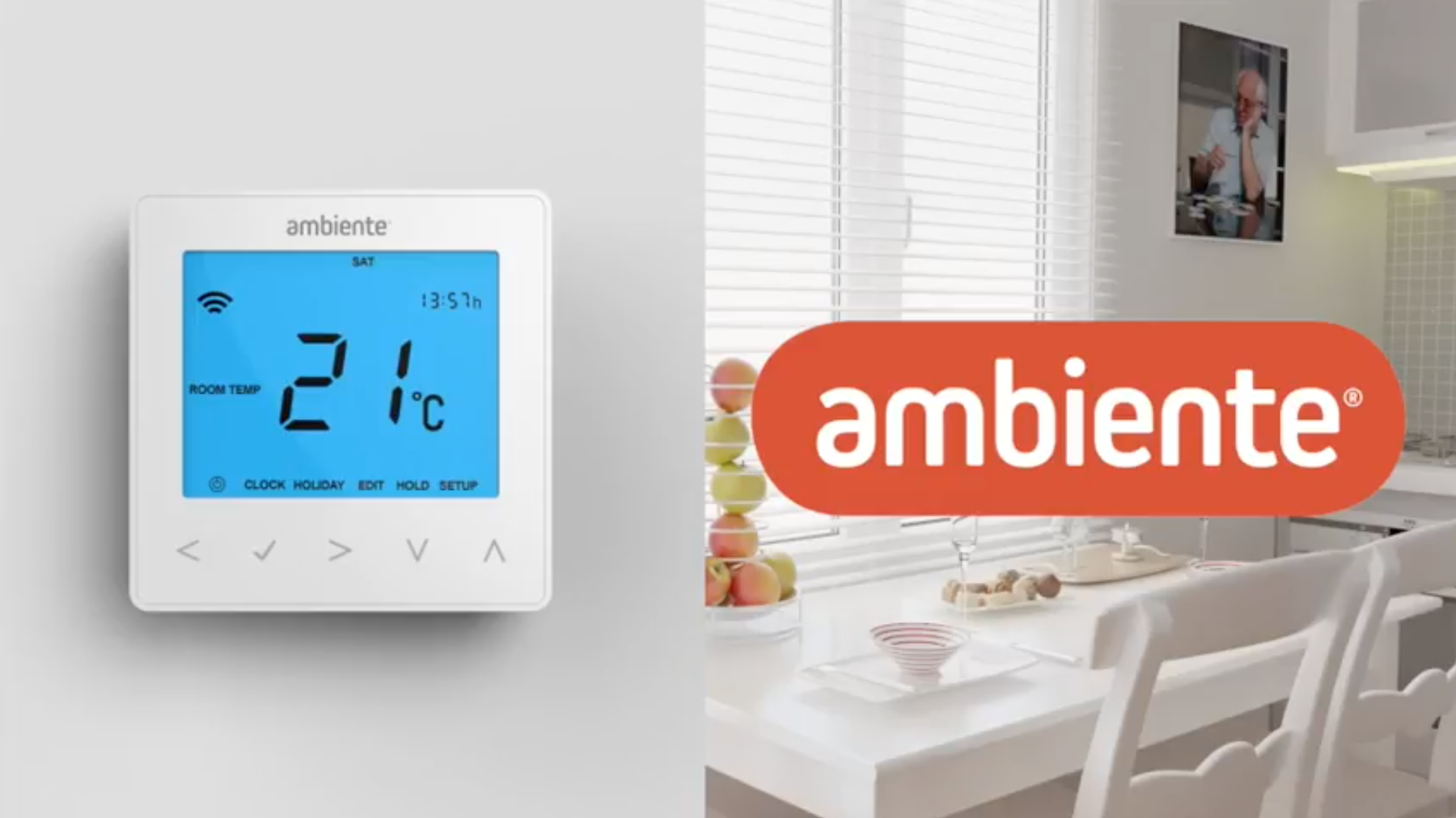 An Installer S Guide To Wet Ufh Thermostat Controls Ambiente