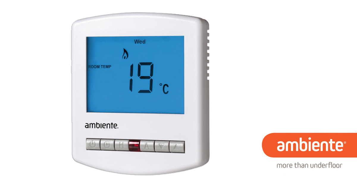 best thermostats for UFH
