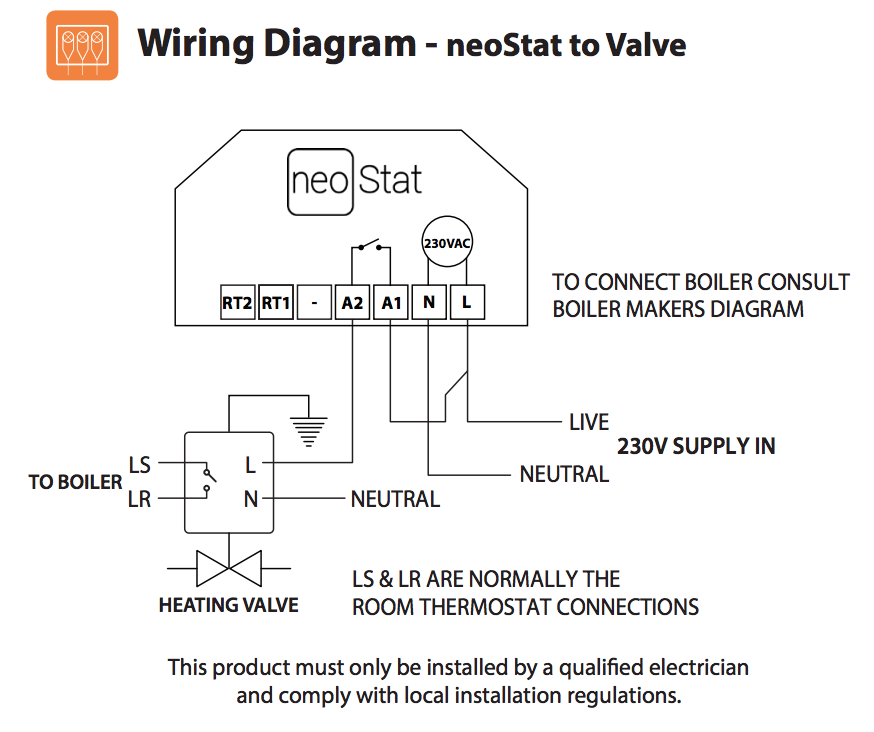 Heating Thermostat Wiring Diagram - Database